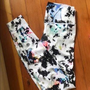 Nike- Floral Dri-Fit Legging